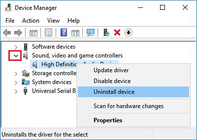 طريقة حل مشكلة الصوت في برنامج سكايب بنظام ويندوز 10 11