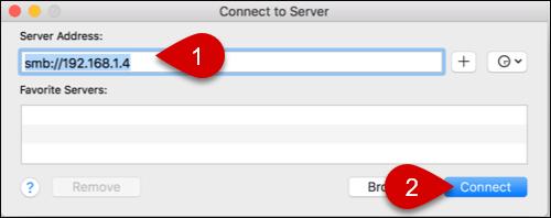 شرح كيفية نقل الملفات من ويندوز إلى ماك بدون برامج 14