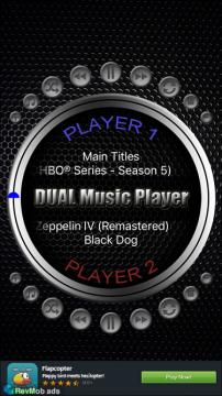 طريقة تشغيل أكثر من أغنية في وقت واحد على الايفون 4