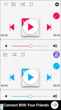 طريقة تشغيل أكثر من أغنية في وقت واحد على الايفون 3
