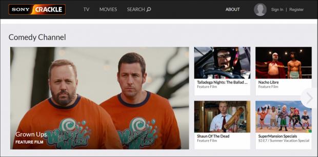 أفضل المواقع القانونية لمشاهدة الأفلام الأجنبية