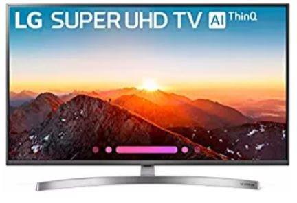تعرف على أفضل شاشات تلفزيون بدقه 4K لعام 2020 4