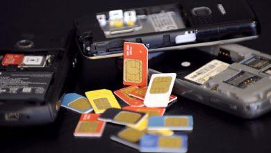 """حل مشكلة عدم قراءة الهاتف لشريحة الإتصال """" لا توجد بطاقة SIM """""""