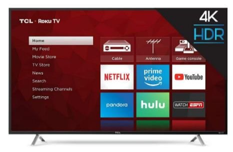تعرف على أفضل شاشات تلفزيون بدقه 4K لعام 2020 5