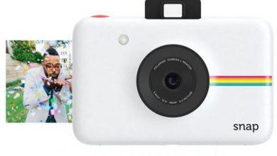 أفضل الكاميرات الفورية للأطفال لالتقاط الصور وطباعتها 4