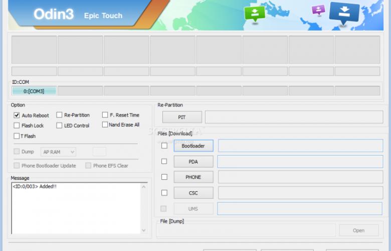 تحميل برنامج اودين Download ODIN روابط مباشرة