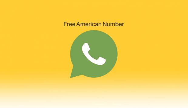 كيفية الحصول على رقم أمريكي افتراضي وهمي لتفعيل تطبيق واتساب 1