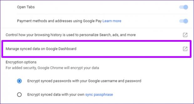 كيفية إسترجاع كلمات السر المحذوفة من جوجل كروم 3