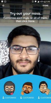"""شرح كيفية إنشاء ملصقات تعبيرية مخصصة """"Emoji"""" في Gboard 4"""