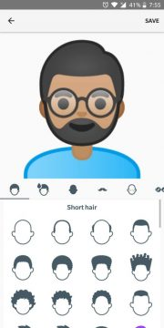 """شرح كيفية إنشاء ملصقات تعبيرية مخصصة """"Emoji"""" في Gboard 5"""