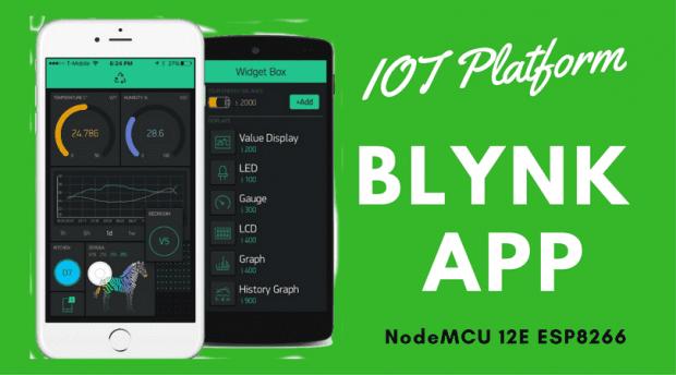 تطبيق Blynk