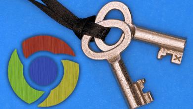 شرح طريقة الوصول إلى كلمات السر النحذوفة على متصفح جوجل كروم