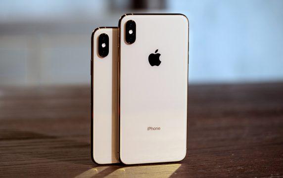 ضبط المصنع في هاتف iPhone XS Max
