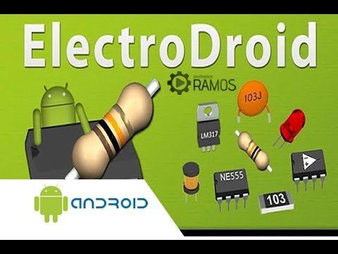 تطبيق Electrodriod