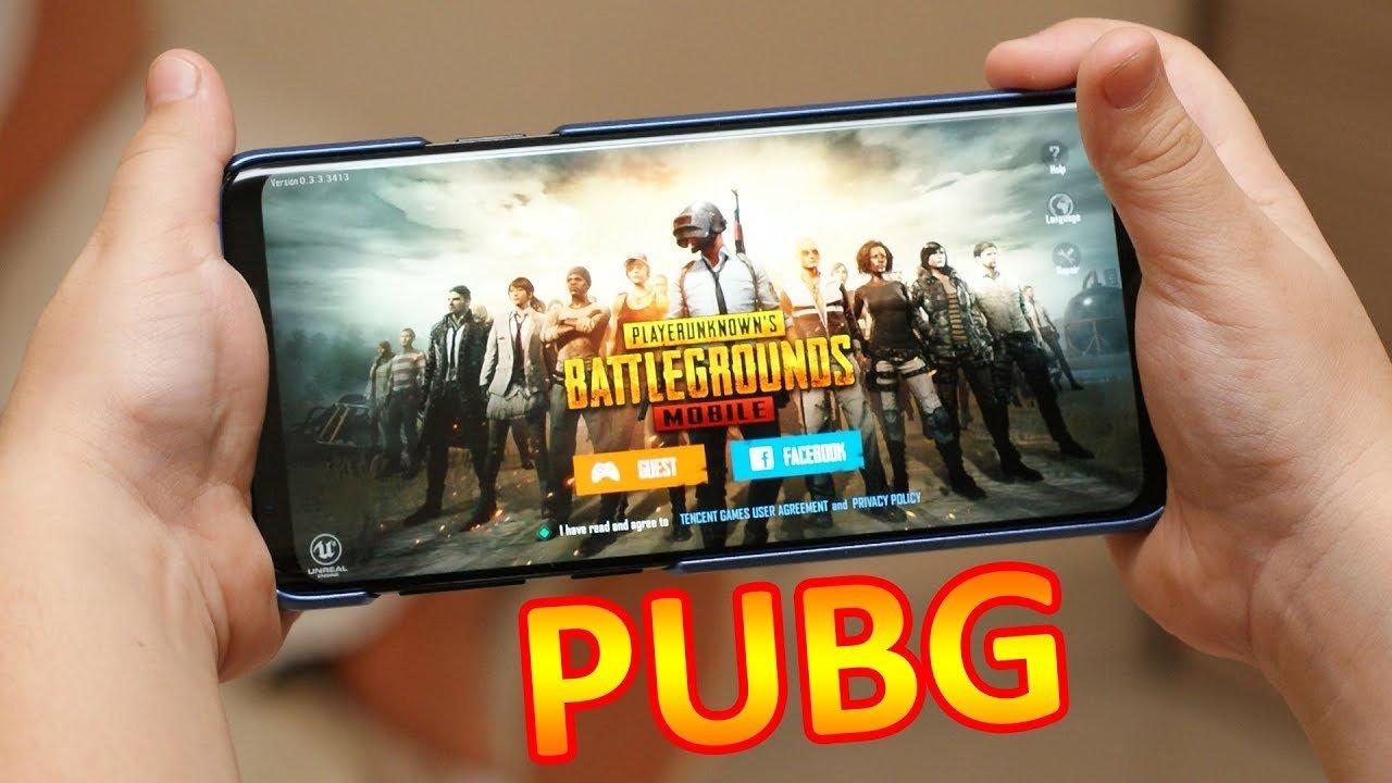 تحميل لعبة pubg mobile مهكرة