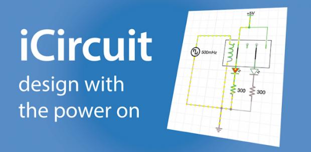 تطبيق iCircuit