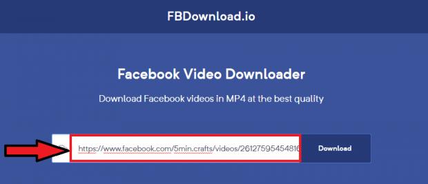 شرح كيفية تحميل فيديوهات الفيسبوك على الكمبيوتر بطريقة سهلة 3