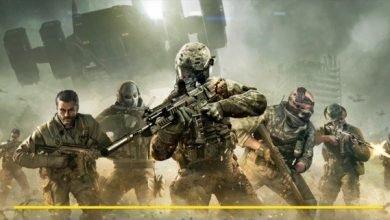 لعبة Call of Duty Legends of War للاندرويد