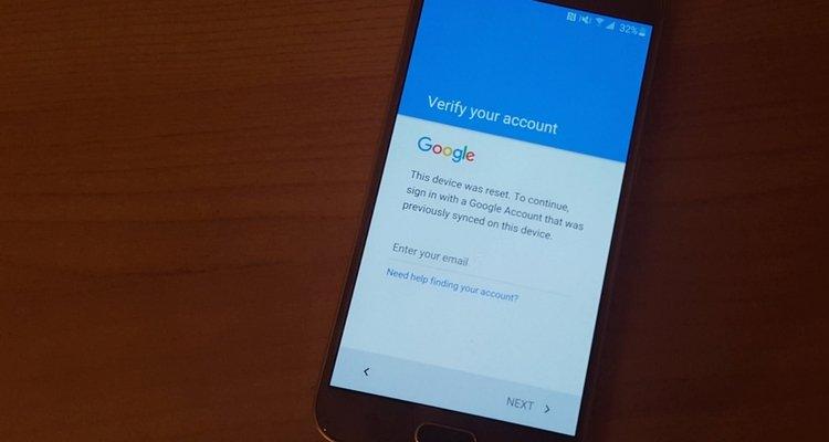 تخطي حماية جوجل بعد الفورمات (Google Account bypass) 1