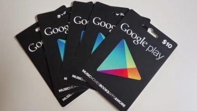 Photo of كيفية شراء بطاقة جوجل بلاي واستلامها عبر الإيميل الشخصي من أمازون
