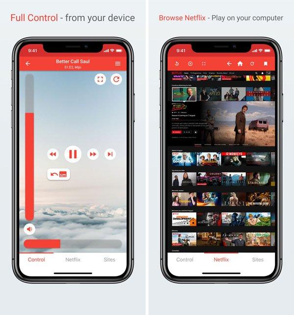تحميل أفضل تطبيقات نتفليكس لهواتف الأيفون 3