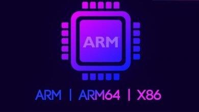 الفرق بين معالجات ARM و معالجات x86