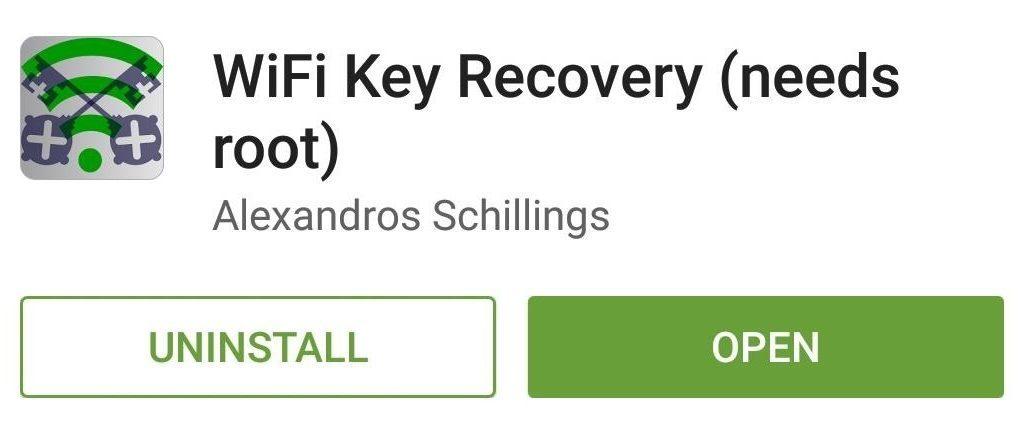 طريقة معرفة باسوورد الـ Wi-Fi المتصل بموبايلك الأندرويد 3