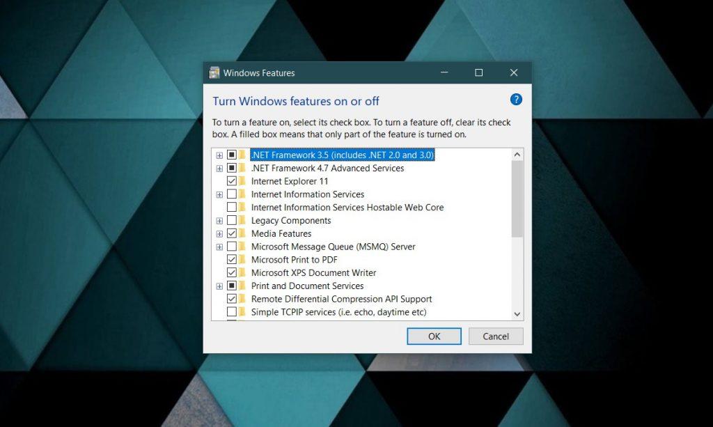 شرح كيفية حذف إنترنت إكسبلورر من ويندوز 10 2