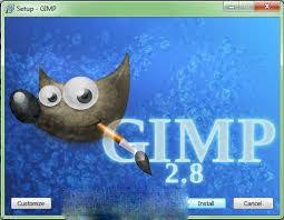 تحميل وشرح برنامج gimp