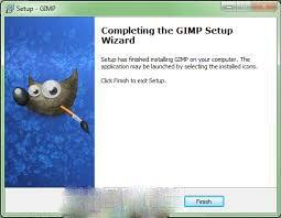 تحميل وشرح برنامج gimp بالصور والخطوات 1