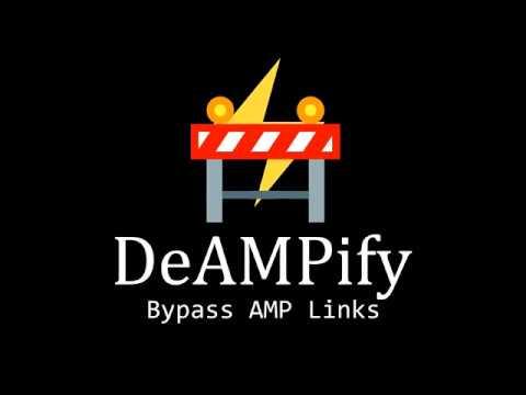 DeAmpify