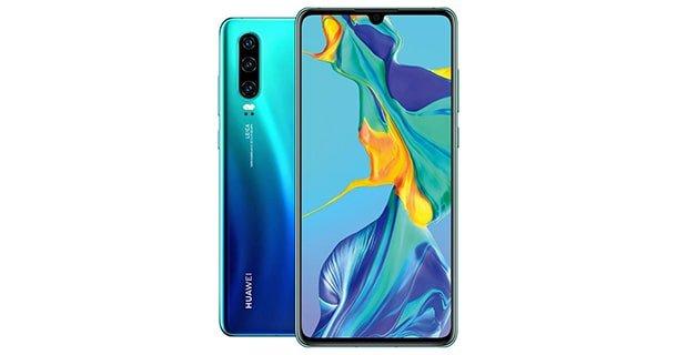 مواصفات وسعر هاتف Huawei P30