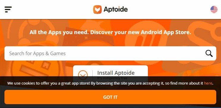 أفضل مواقع تنزيل تطبيقات الأندرويد