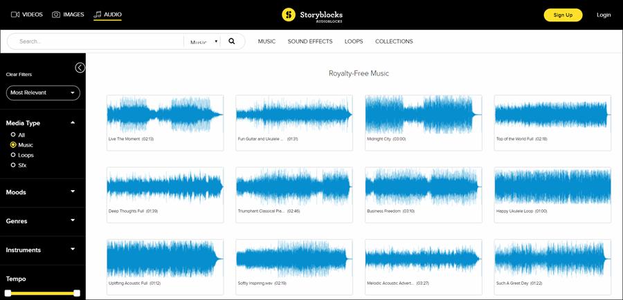 العديد من المقطوعات الصوتية المجانية , وصناعة نغمتك الخاصة