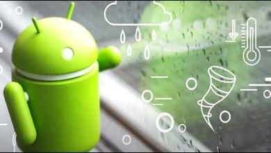 Photo of أفضل التطبيقات لمعرفة الطقس ، تابع الأحوال الجوية علي هاتف الأندرويد .