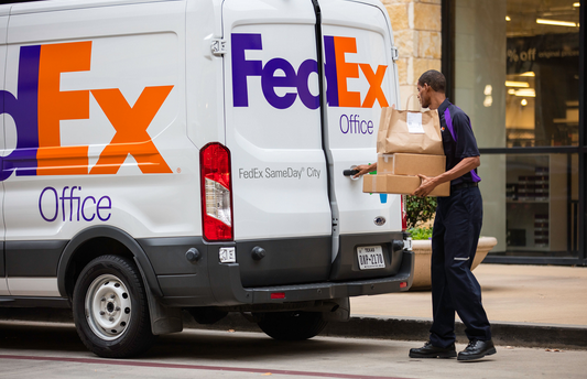 معلومات عن شركة FedEx