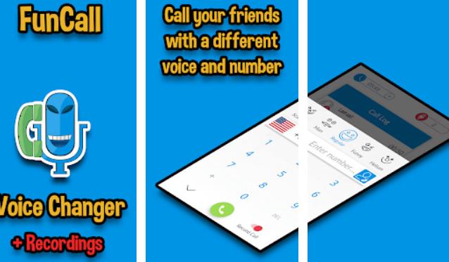 تطبيقات لتغيير الصوت أثناء المكالمة