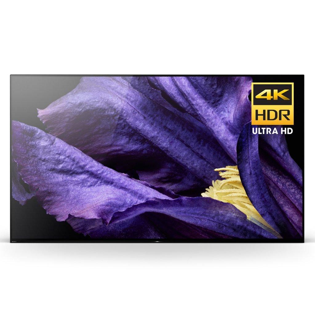 أفضل أنواع شاشات تلفزيون OLED