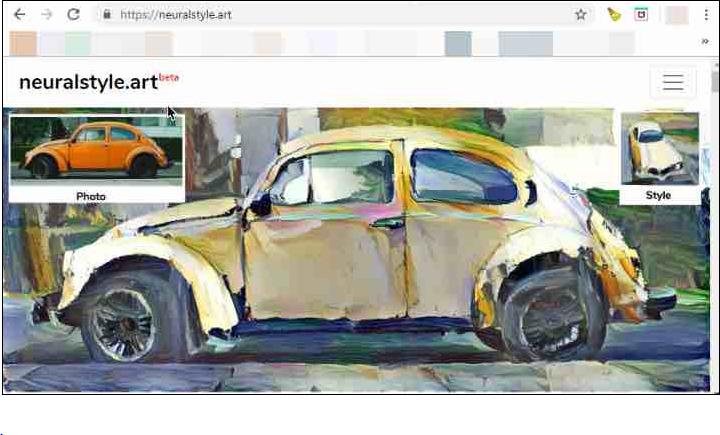 أفضل الطرق لتحويل الصور إلي لوحات فنية لجمع الهواتف والكمبيوتر 5