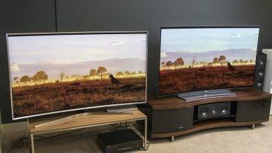 Photo of أفضل أنواع شاشات تلفزيون OLED