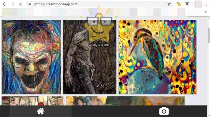 أفضل الطرق لتحويل الصور إلي لوحات فنية لجمع الهواتف والكمبيوتر 3