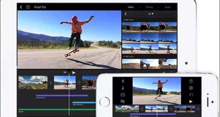 أفضل تطبيقات إحترافية لصناعة الفيديوهات للأيفون 1