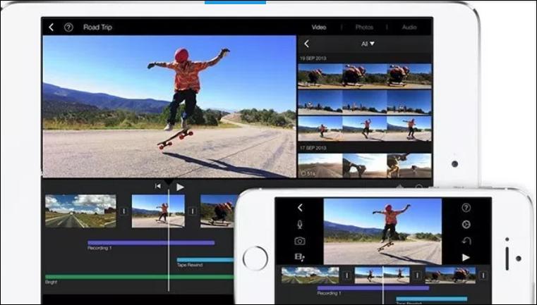 أفضل تطبيقات إحترافية لصناعة الفيديوهات للأيفون