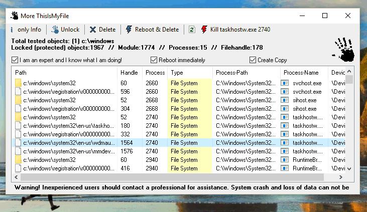 تحميل برنامج مسح الملفات المستعصية التي لا تستطيع مسحها