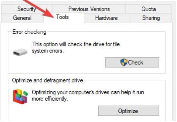 طريقة اصلاح مشكلة عدم عمل وظيفة النسخ واللصق Windows 4