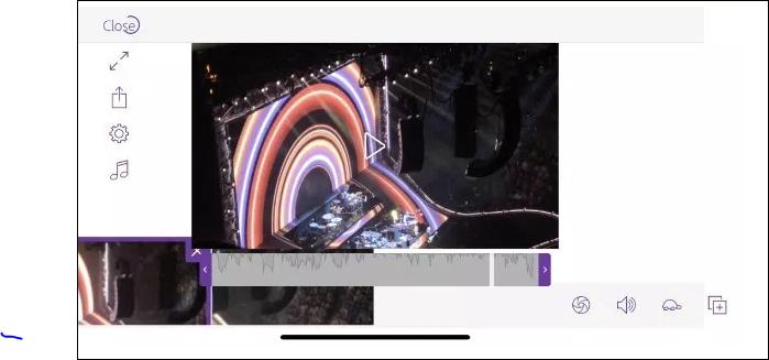 أفضل تطبيقات إحترافية لصناعة الفيديوهات للأيفون 4