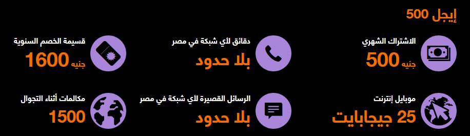 أفضل باقات إنترنت داخل مصر للشبكات فودافون واتصالات واورنج 10
