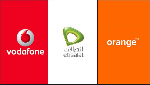 أفضل باقات إنترنت داخل مصر للشبكات فودافون واتصالات واورنج 2