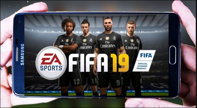 تحميل أفضل لعبة كرة قدم فيفا 19 لجميع الهواتف الذكية الاندرويد والأيفون 2