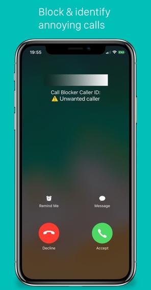 تطبيق CallBlocker لحظر المكالمات المزعجة